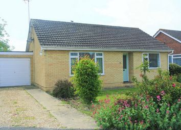 Thumbnail 2 bed detached bungalow for sale in Sharpes Close, Bourne, Lincolnshire