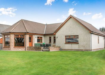 Thumbnail 4 bed bungalow for sale in Keith