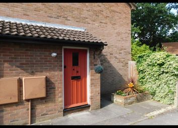 Thumbnail 1 bed end terrace house for sale in Alfred Close, Totton, Southampton