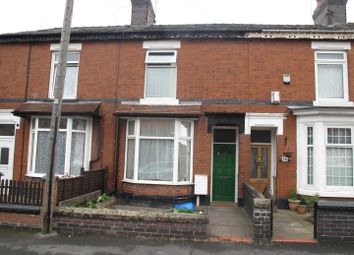 Thumbnail 3 bed terraced house to rent in Westminster, Crewe