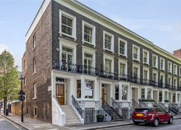Vincent Square, Westminster, London SW1P. 4 bed end terrace house