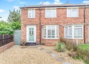 Thumbnail 3 bed semi-detached house for sale in Cheriton Road, Rainham, Gillingham, Kent