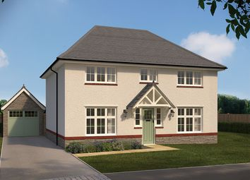 "Thumbnail 4 bedroom detached house for sale in ""Harrogate"" at Cowbridge Road, St. Nicholas, Cardiff"