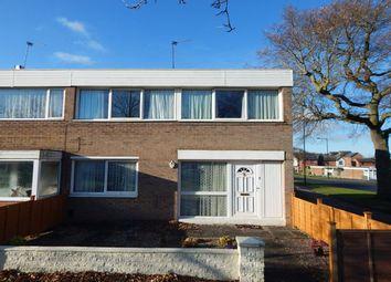 Thumbnail 3 bed terraced house for sale in Kewstoke Croft, Northfield, Birmingham