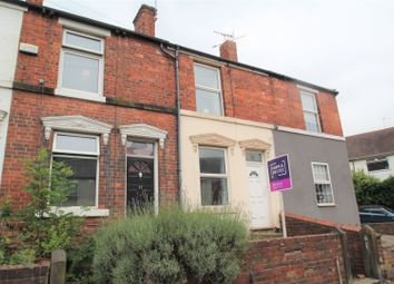 Thumbnail 2 bed terraced house for sale in Scarsdale Road, Dronfield