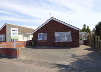 Thumbnail 2 bed detached bungalow for sale in Holly Avenue, Bradwell, Great Yarmouth
