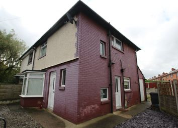 3 bed semi-detached house for sale in Durranhill Road, Carlisle, Cumbria CA1