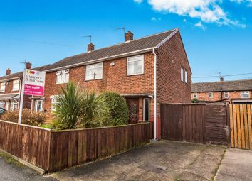 Thumbnail 3 bed semi-detached house for sale in Delaval Road, Billingham
