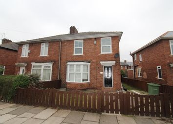 Thumbnail 3 bed semi-detached house to rent in Cornwall Crescent, Billingham