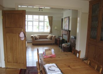 Thumbnail 4 bed semi-detached house to rent in Chanctonbury Way, North Finchley