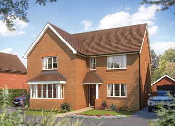"Thumbnail 5 bed detached house for sale in ""The Arundel"" at Stonebow Road, Drakes Broughton, Pershore"