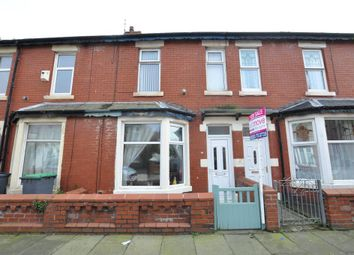 Thumbnail 2 bedroom terraced house for sale in Portland Road, Blackpool, Lancashire