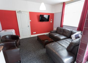 Thumbnail 6 bed shared accommodation to rent in Ferndale, Liverpool