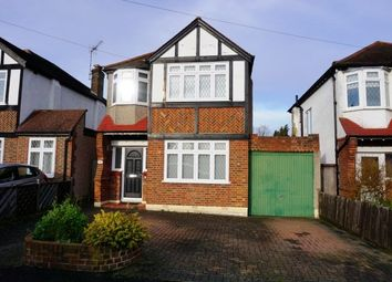 3 bed detached house to rent in Sherborne Road, Chessington KT9