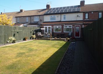 Thumbnail 3 bed terraced house for sale in Brydon Crescent, South Hetton