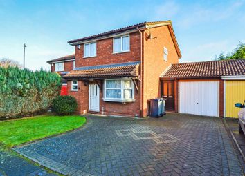 Thumbnail 3 bed link-detached house to rent in Stableford Close, Birmingham