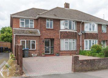 Thumbnail 4 bed semi-detached house for sale in Longleaze, Royal Wootton Bassett, Swindon