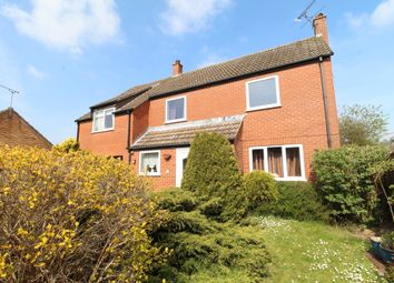 Thumbnail 5 bed detached house for sale in Troon Court, Fornham St. Martin, Bury St. Edmunds