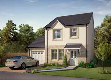 Thumbnail 3 bed detached house for sale in The Kinkell, Levenbank Drive, Leven, Fife