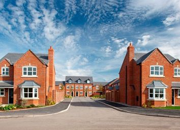 Thumbnail 2 bed mews house for sale in The Budworth, Waterside Village, Lowfield Lane, St Helens