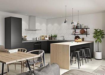 Thumbnail 3 bed flat for sale in City Bridge Apartments, 3-5 Fishergate, Preston