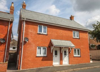 Thumbnail 2 bed semi-detached house to rent in Threshers, Crediton