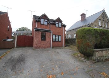 Thumbnail 3 bed detached house for sale in Talwrn Road, Coedpoeth, Wrexham