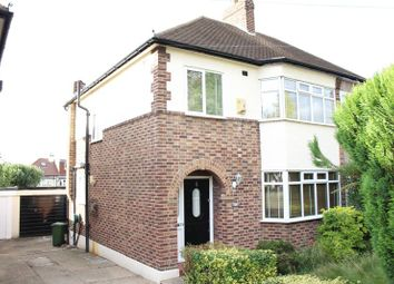 Thumbnail 3 bed semi-detached house to rent in Summit Drive, Woodford Green