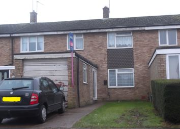 Thumbnail 4 bed detached house to rent in Worcester Road, Hatfield