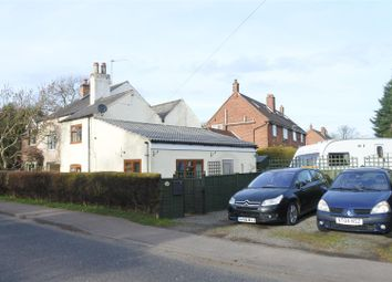 Thumbnail 2 bedroom cottage for sale in Main Road, Nether Broughton, Melton Mowbray