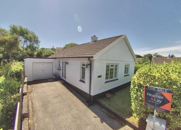 Thumbnail 2 bedroom detached bungalow for sale in Chapeltown Close, Mawnan Smith, Falmouth