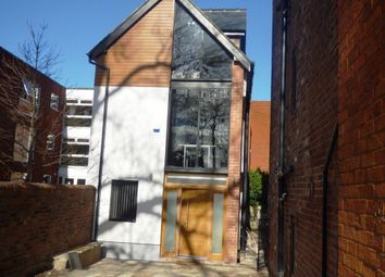 Thumbnail 3 bed detached house to rent in Coach House, Egerton Road, Fallowfield