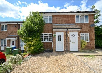 2 bed terraced house for sale in Mulberry Close, Heath Park, Sandhurst GU47