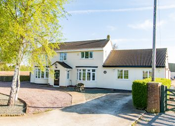 Thumbnail 4 bed detached house for sale in Millfield Lane West, Frampton