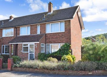 Thumbnail 3 bed end terrace house for sale in Nursery Road, Ditton, Kent