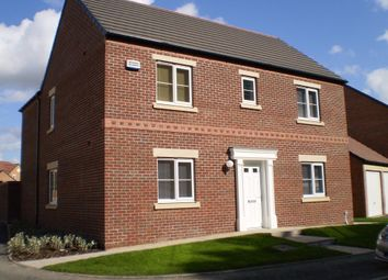 Thumbnail 4 bed detached house to rent in Clarence Drive, Darlington