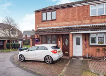 2 bed semi-detached house for sale in Covert Close, Hucknall NG15