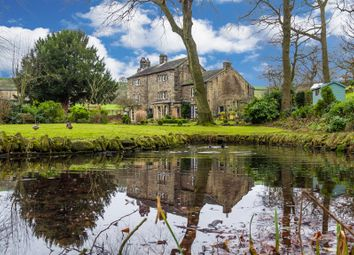 Thumbnail 5 bed cottage for sale in Lower Hagg, Thongsbridge, Holmfirth