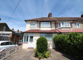 Thumbnail 3 bed end terrace house to rent in Queens Road, Enfield Town