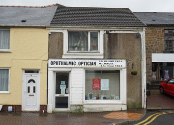 Thumbnail Retail premises for sale in 74 Commercial Street, Ystalyfera, Swansea