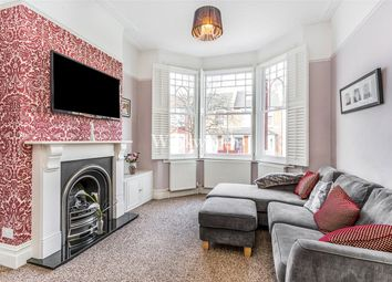 Thumbnail 4 bedroom terraced house to rent in Effingham Road, Harringay