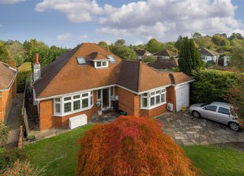 Thumbnail 3 bed detached house for sale in Downs Wood, Epsom Downs, Surrey