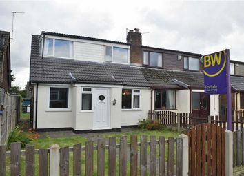 Thumbnail 3 bedroom semi-detached bungalow for sale in Lincoln Grove, Atherton, Manchester