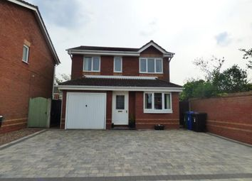 Thumbnail 3 bed detached house for sale in Greyfriars Drive, Tamworth, Staffordshire, England