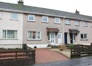 Thumbnail 3 bed terraced house for sale in 11 Braidview Avenue, Stranraer