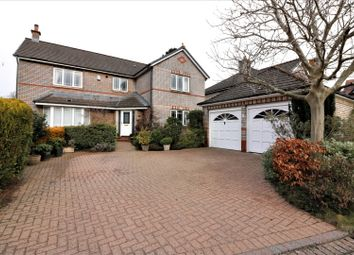 Thumbnail 4 bed detached house for sale in Batterflatts Gardens, Stirling