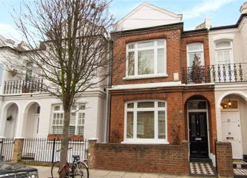 Thumbnail 3 bed terraced house for sale in Fabian Road, Fulham, London