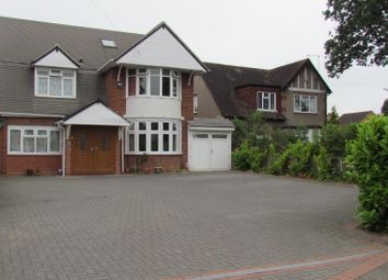 Thumbnail 5 bed detached house for sale in Langley Rd, Slough
