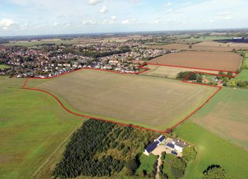 Thumbnail Land for sale in Wetherden Road, Elmswell