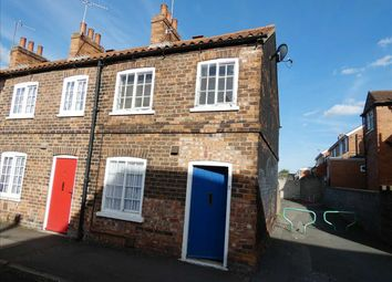Thumbnail 2 bed end terrace house to rent in Cliff Street, Scunthorpe